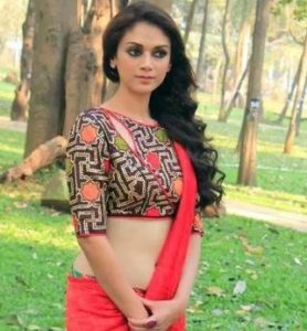 Actress Aditi Rao is excited for her new film based on a Tamil Novel