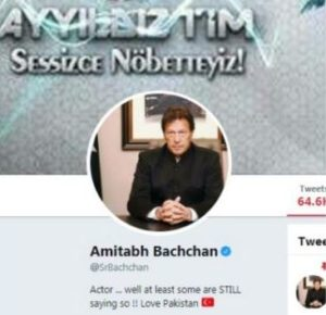 Amitabh bachchan twitter hack photos