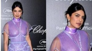 Priyanka Chopra Get Trolled on Social Media After Wearing Such Transparent Dress