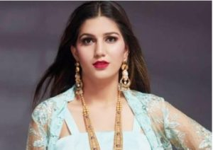 Complaint filed against Haryanvi dancer Sapna Chaudhary for an obscene dance performance