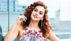 Taapsee Pannu: Controversies mean you are successful