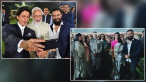 PM Modi meets B-town celebs to mark 150 years of Mahatma Gandhi, release special video