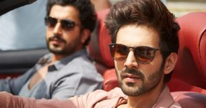 Sonu Ke Titu Ki Sweety actors Kartik Aaryan and Sunny Singh reunite for Pati Patni Aur Woh