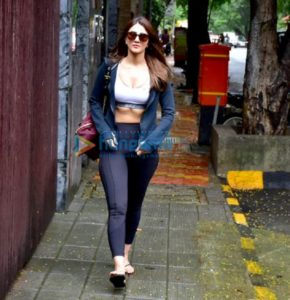 Vaani Kapoor reveals how she prepped for War; gives major fitness goals