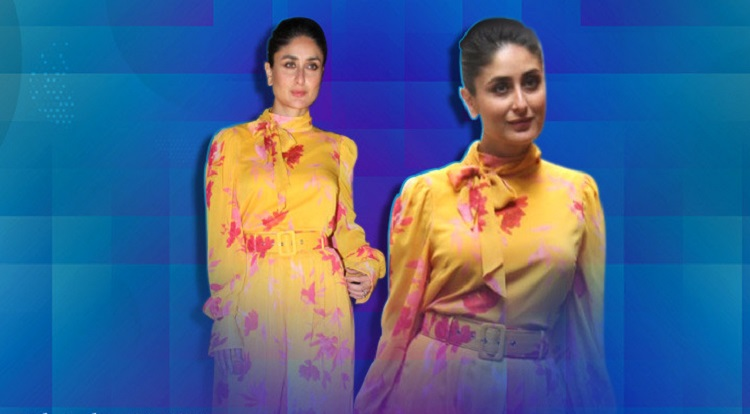 Kareena Kapoor's vibrant foliage print ensemble is super impressive