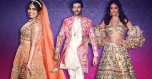 Bhumi Pednekar, Kartik Aaryan and Ananya Panday shine bright at Abu Jani Sandeep Khosla show