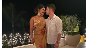 Priyanka Chopra Nick Jonas celebrate Diwali in Mexico