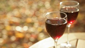 Drinking a glass of wine at night could actually be beneficial; here's how