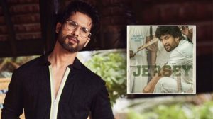 Shahid Kapoor's next project 'Jersey': Here's all you need to know about the South remake