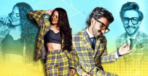 Sonakshi Sinha or Ranveer Singh: Who wore this yellow plaid pantsuit better?