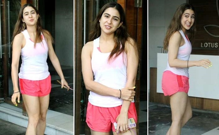 Sara Ali Khan Says If 7 Odd Photographers Standing Outside The Gym Don't Click Her Pics, It Worries Her