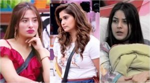 Bigg Boss 13: Mahira Sharma, Aarti Singh or Shehnaz Gill, who will get evicted?