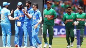 India vs Bangladesh 1st T20I: Shivam Dube makes India debut