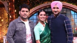 The Kapil Sharma Show preview: A romantic episode with Harbhajan Singh and Geeta Basra