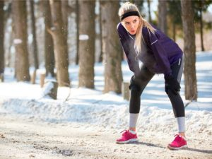 Winter workout: There are some rules that you must follow